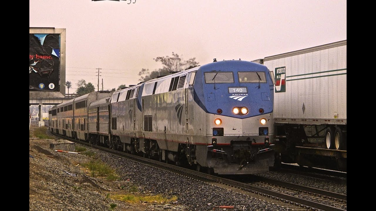 Amtrak Sunset Limited Train 1 Youtube