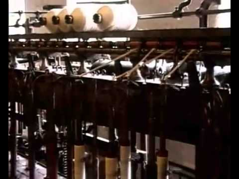 Revolución Industrial industria textil