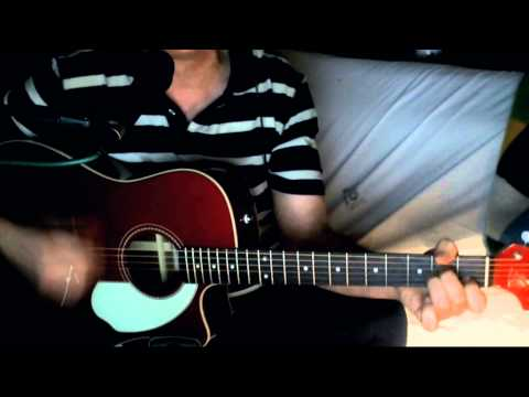 Rose Garden ~ Joe South - Lynn Anderson - Glen Campbell ~ Acoustic Cover w/ Fender Sonoran SCE CAR