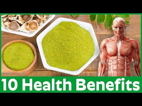 10 Health Benefits Of Moringa Leaf Powder | What Happens When You Take Moringa Powder Everyday.?