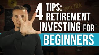 Retirement Investing for Beginners 2018 | 4 Tips to get you started.