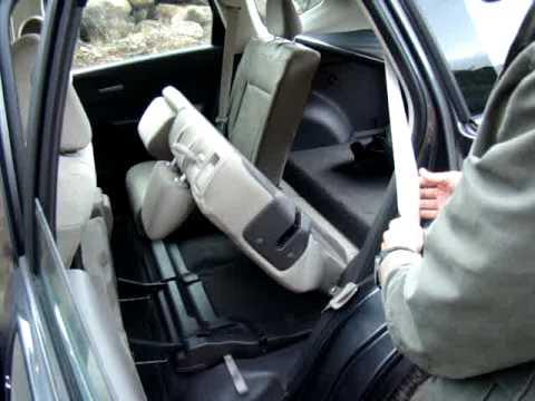 Honda Cr V Lx Plegado De Asientos Traseros Autom 243 Viles Colombia Youtube