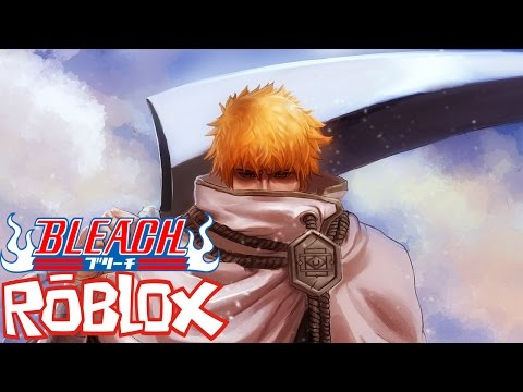 ENTER THE SOUL SOCIETY! -- ROBLOX Bleach Soul Of End (Roblox Bleach) - 동영상