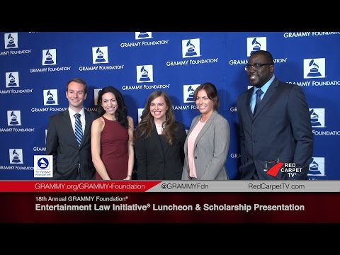 18th Annual GRAMMY Foundation® Entertainment Law Initiative® Luncheon