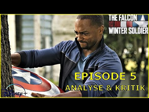 The Falcon And The Winter Soldier - Folge 5 Analyse U0026 Kritik   Disney+