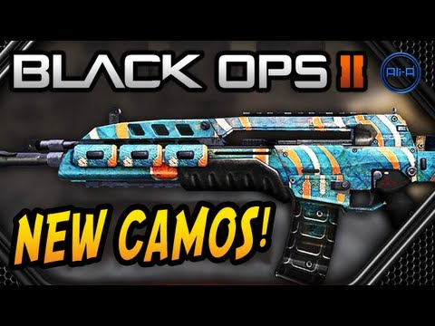 Pack a Punch Camo Black Ops 2 Black Ops 2 New Camo Images