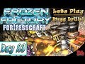 FortressCraft - Frozen Factory! ► Let's Play Episode 23 ►Massive Underground Drills! (1440p/60)