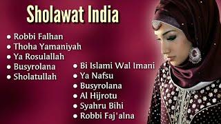 """""""New"""" Kumpulan Sholawat Versi India Yang Enak Didengar"""