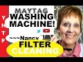 How To Fix Maytag Washer Beeping And Error Codes E2 and F3 Front Load Washer Stopped, Repair Of This