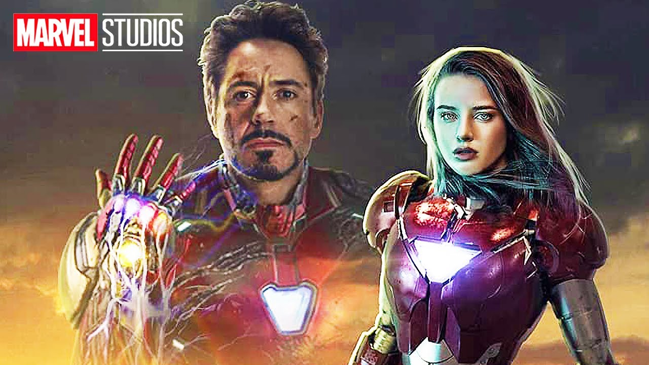 Marvel Iron Man Announcement Breakdown - Marvel Phase 4 Iron Man Easter Eggs