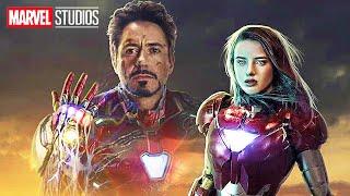 Marvel Iron Man Announcement Breakdown - Marvel Phase 4 Iron Man Easter Eggs