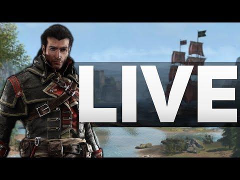 Assassin's Creed Rogue [LIVE/PC] - Chill Stream