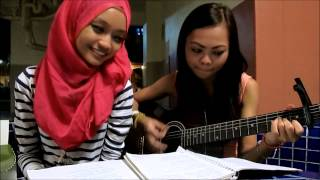 Rya Rahman & Mimie - Curahan Hati (Original)