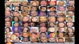 بالفيديو.. معتز عبدالفتاح يدعو الإعلاميين للتبرع بمرتب شهر