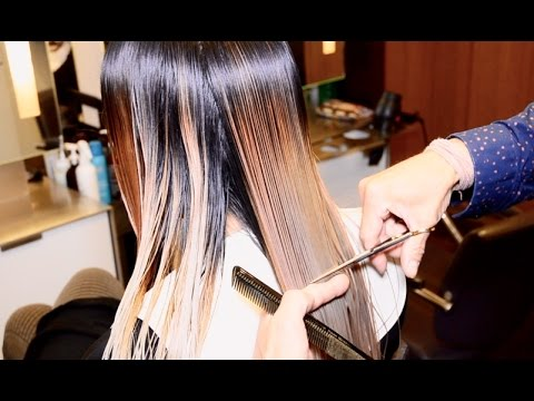 Layla's Extreme Hair Makeover by Jerome Lordet NYC