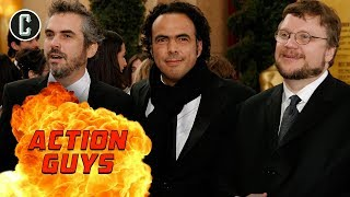 The Action Guys Rank the Three Amigos of Cinema