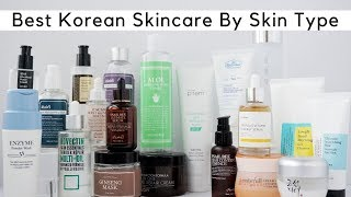 The Best Korean Skincare For Your Skin Type!