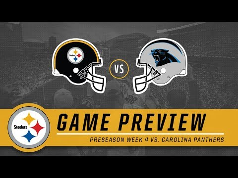 Steelers Nation Radio - Preseason Week 4: Pittsburgh Steelers vs. Carolina Panthers | Game Preview