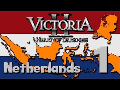 Victoria 2: HPM - Netherlands | Part 1: A Dutch Adventure