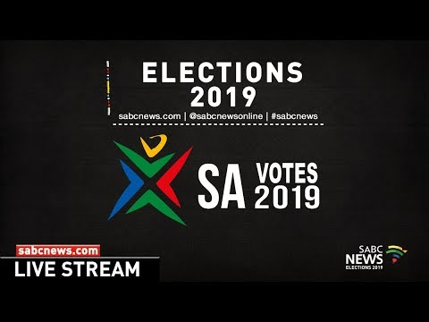 Election results coverage: 10 May 2019 (00:00 - 05:00)