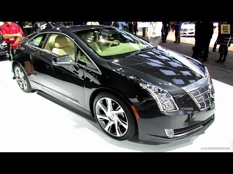 2015 Cadillac ELR - Exterior and Interior Walkaround - 2014 Detroit Auto ...