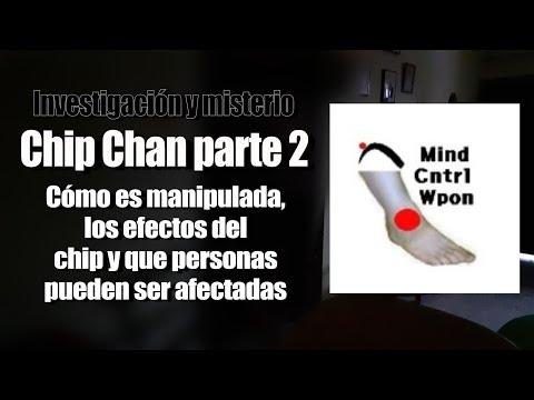 Chip Chan En 2019/2020 Parte 2. La Conspiracion Bajo La Perspectiva De La Víctima.