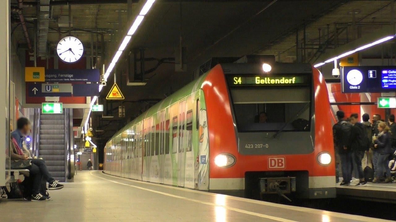 Der Azubiyo De Werbezug Der Münchner S Bahn Gefilmt An Drei