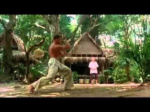 Kickboxer Advanced Training Extended