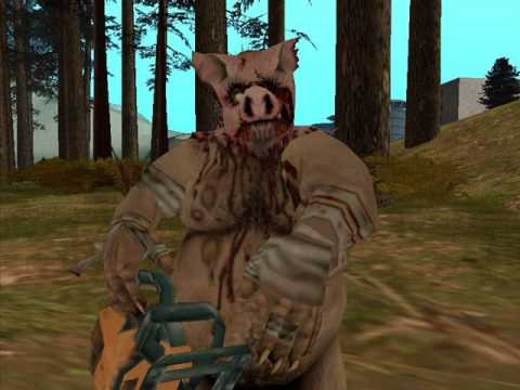 GTA San Andreas Jason And Piggsy (Misterix)