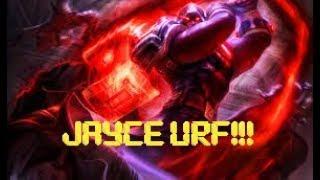 Jayce na URFIE!!