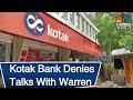 Kotak Bank Denies Talks With Warren Buffett | Midcap Mantra