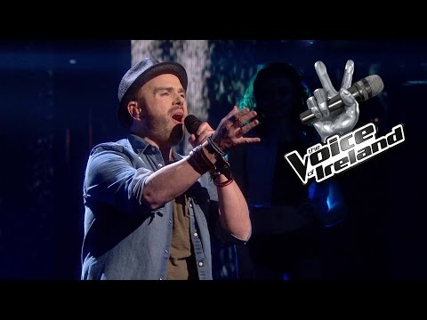 Nigel Connell - Here I Go Again - The Voice of Ireland - Quarter-finals - Series 5 Ep15