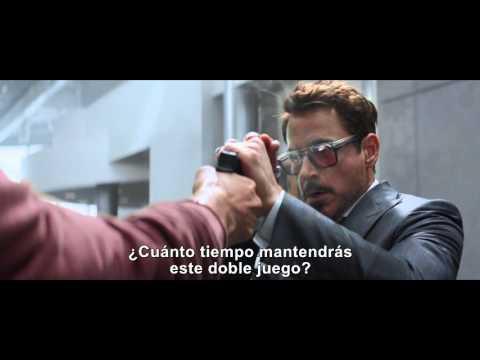 Capitán América: Civil War- Sólo en cines