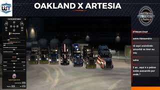 OAKLAND X ARTESIA | Independence Day