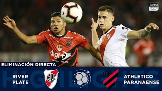 RESUMEN: River Plate vs Athletico Paranaense