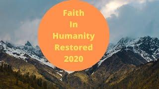 Faith in Humanity Restored-Good People 2020-Random Acts of Kindness Part 27