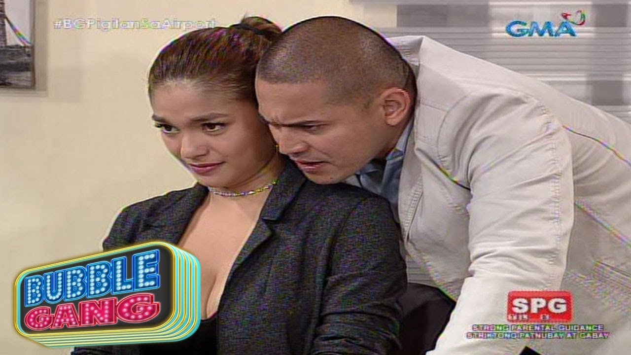 Bubble Gang: Sneaky-sticky boss