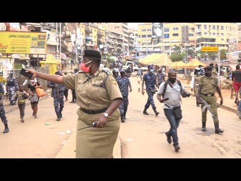 Dduka Dduka Mu Kibuga: Abebigere Nabo Bagobeddwa Mu Kampala