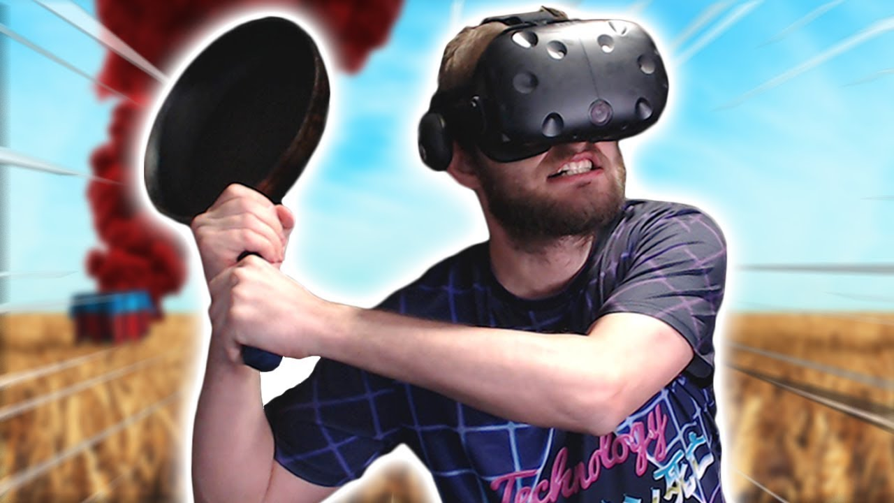 Playerunknown Battlegrounds Vr Bullets And More Youtube