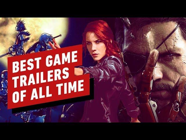 Os melhores trailers de videogame de todos os tempos + vídeo