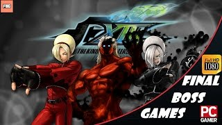 The king Of Fighters XIII | PC | Final Boss