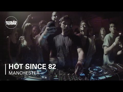 Hot Since 82 Boiler Room x Warehouse Project DJ Set