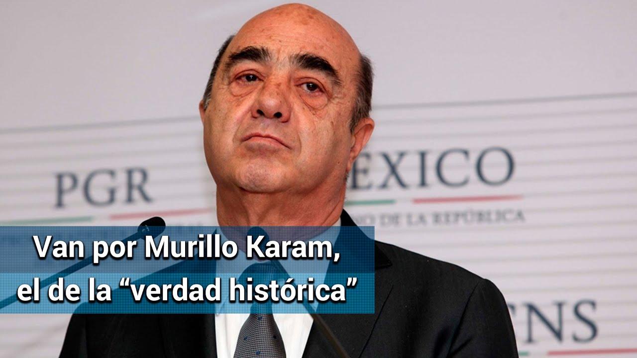Murillo Karam, en mira de UIF por desvío de 100 millones de pesos