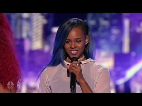 Good Girl   Singing Group   Judge Cuts 3 Full   America's Got Talent 2016