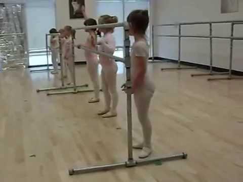 Miss Jenny's Ballet Class Featuring Sydney Braem