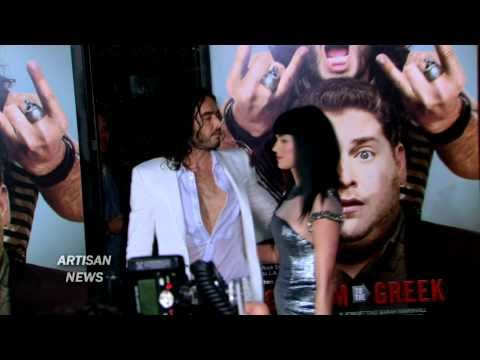 RUSSELL BRAND ARRESTED, KATY PERRY RESPONDS TO PAPARAZZI