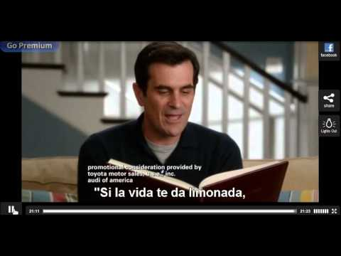 "Modern Family: Phil's-osophy ""when life gives you lemonade make lemons"""