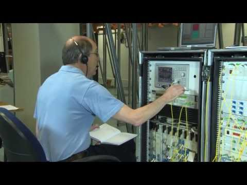 100G Field Trial on a Transatlantic Subsea Cable System