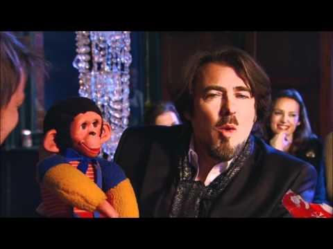 Jacko Monkey gift for Jonathan Ross