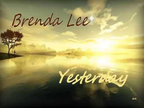 Brenda Lee - Yesterday